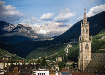 South Tyrol: Bozen - Bolzano von Zippo Zimmermann