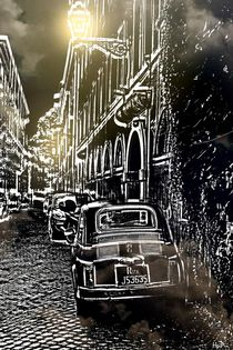 Roma Noir by Heidi Piirto