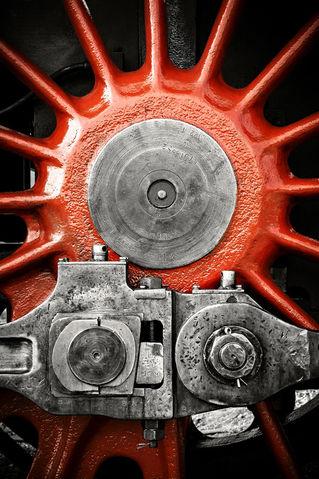 Red-wheel