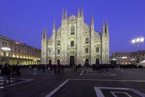 Domplatz in Mailand von Patrick Lohmüller