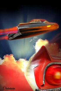 Ford Thunderbird Spaceship von fabair