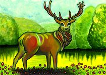 Deer by anel