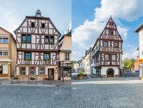 Kirn-Häuser Lagrange/Julche by Erhard Hess
