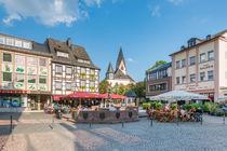 Kirn-Marktplatz 91 by Erhard Hess
