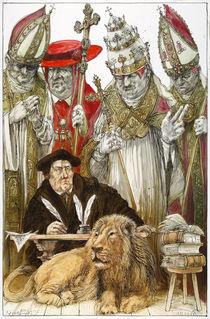 Luther und der Klerus von Rainer Ehrt