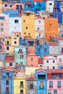 ~ Sardinian Cubism ~ von Henrik Spranz