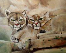 Mountain Lions by Wendy Mitchell