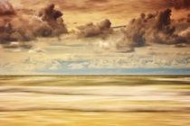 Stürmische Nordsee von AD DESIGN Photo + PhotoArt