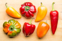 Peppers From my Garden by maxal-tamor