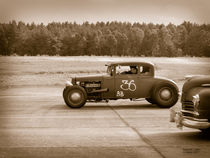 Hot Rod Girl by fabair