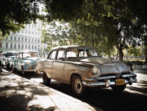 Oldtimer in Havanna by Jens Schneider