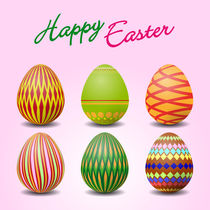Easter Eggs by maxal-tamor