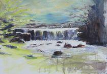 Wasserfall von Helen Lundquist