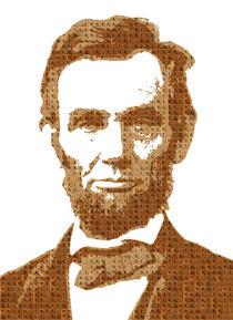 Scrabble Abraham Lincoln von Gary Hogben