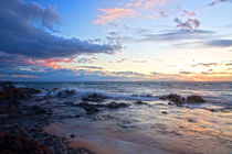 Maui Sunset by Sylvia Seibl