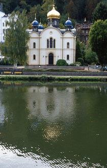 russische Kirche by Karlheinz Milde