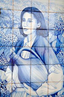 Azulejo mural by Gaspar Avila