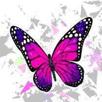 Butterfly 323 von David Dehner