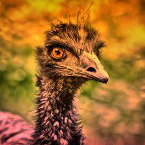 Fantasy Emu 4 von kattobello