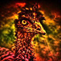 Hell Bird 1 by kattobello
