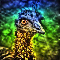 Fantasy Emu 2 by kattobello