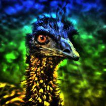 Fantasy Emu 1 by kattobello
