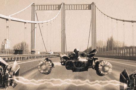 Racer-print