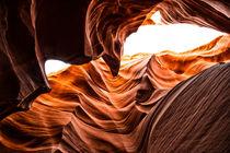 Antelope Canyon, US by pilu-reckeberg