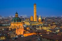 Bologna Skyline by Michael Abid