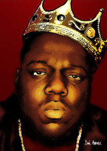 Biggie Smalls by Dan Avenell