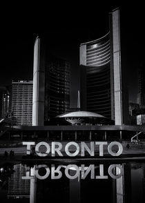 Toronto City Hall No 1 von Brian Carson