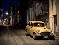 nachts in Havanna by Jens Schneider