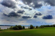 Wolken über dem  Åsnen von eksfotos