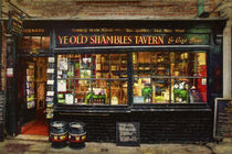 Ye Old Shambles Tavern von Stuart Row