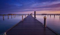 Wooden Pier von Volker Handke