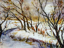 Sonnennebel im Auland by Chris Berger