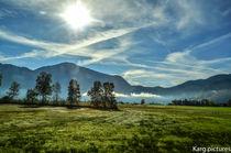 spring into the mountains by Karg.pictures- Luftaufnahmen.Bayern