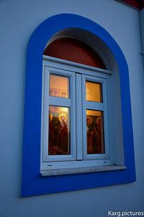 Greec window by Karg.pictures- Luftaufnahmen.Bayern