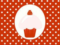 strawberry cupcake  von kourai