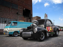Dodge A 108, Wild at Heart Willys von fabair
