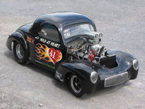 Wild at Heart Willys, Drag Rod von fabair