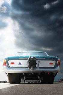 Ford 17m Drag Racer, rear von fabair