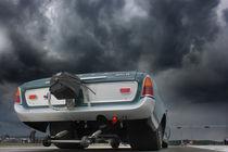 Ford 17m Drag Racer by fabair