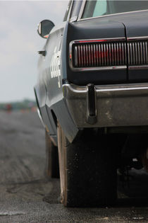 Dodge Coronet 500 Drag race by fabair