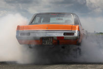 1972 Dart burn out by fabair