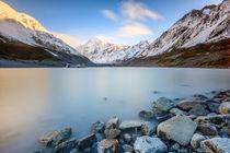 Mount Cook von Christine Büchler