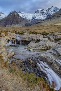 The Magical Fairy Pools, Isle of Skye von Bruce Parker