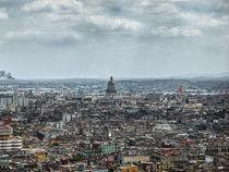 Havanna - Blick zum Capitolio von Jens Schneider