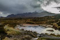 Cuillin Hills from Sligachan von Bruce Parker
