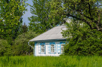 A typical ukrainian antique house von maxal-tamor